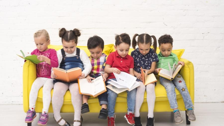 habito de la lectura en niños